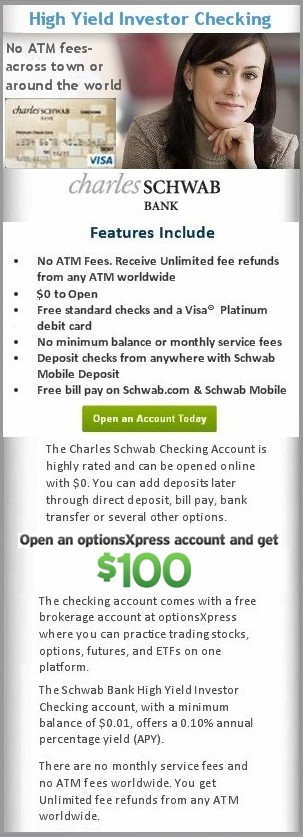 Bank Promos - Free money to open a checking account Online